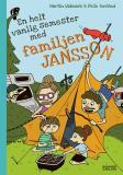 Cover for En helt vanlig semester med familjen Jansson