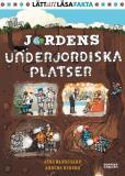 Cover for Jordens underjordiska platser