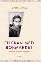 Cover for Flickan med bokmärket