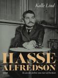 Cover for Hasse Alfredson : En sån där farbror som ritar och berättar
