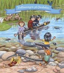 Cover for Trolläventyret på förskolan