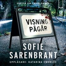 Cover for Visning pågår