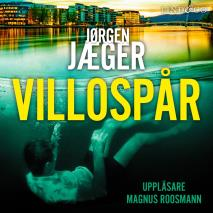 Cover for Villospår