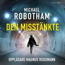 Cover for Den misstänkte