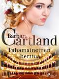Cover for Pahamaineinen herttua