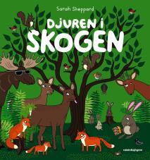 Cover for Djuren i skogen
