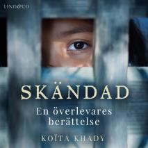 Cover for Skändad: En överlevares berättelse