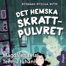 Cover for Rysmans rysliga butik 1: Det hemska skratt-pulvret