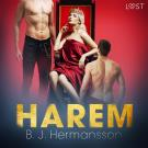 Cover for Harem - erotisk novell