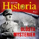 Cover for Olösta mysterier