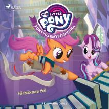 Cover for Ponyvillemysterierna 5 - Förhäxade föl