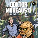 Cover for Wells-klassiker 4: Doktor Moreaus ö