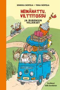 Cover for Heinähattu, Vilttitossu ja Rubensin veljekset
