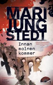 Cover for Innan molnen kommer