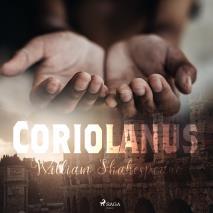 Cover for Coriolanus