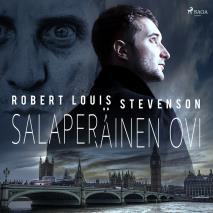 Cover for Salaperäinen ovi