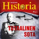 Cover for Totaalinen sota