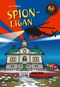 Cover for Spion-ligan