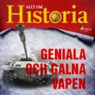Cover for Geniala och galna vapen