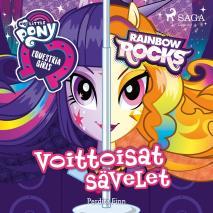 Cover for My Little Pony - Equestria Girls - Voittoisat sävelet