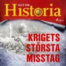 Cover for Krigets största misstag