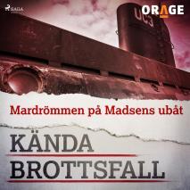 Cover for Mardrömmen på Madsens ubåt