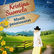 Cover for Musikpensionatet