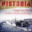 Cover for Slaget om Kiev – Stalins största nederlag