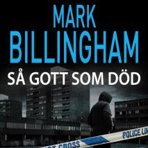 Cover for Så gott som död