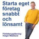 Cover for Starta eget företag snabbt och lönsamt