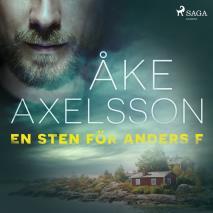 Cover for En sten för Anders F