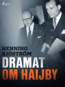 Cover for Dramat om Haijby