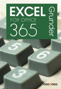 Cover for Excel för Office 365 Grunder