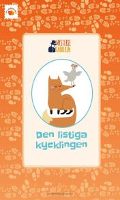 Cover for Den listiga kycklingen