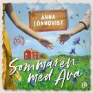 Cover for Sommaren med Ava
