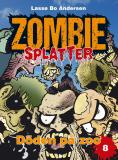 Cover for Döden på zoo