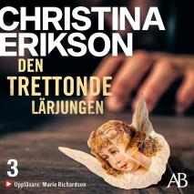 Cover for Den trettonde lärjungen