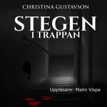 Cover for Stegen i trappan, kriminalnovell