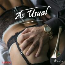 Cover for As Usual
