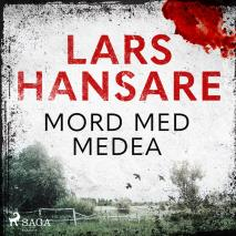 Cover for Mord med Medea