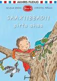 Cover for Hemliga kompisar. Somalisk version