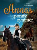 Cover for Annas ponny rymmer