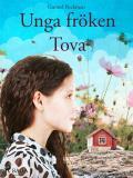 Cover for Unga fröken Tova
