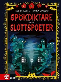 Cover for Spökdiktare och slottspoeter
