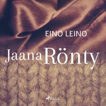 Cover for Jaana Rönty