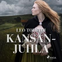 Cover for Kansanjuhla