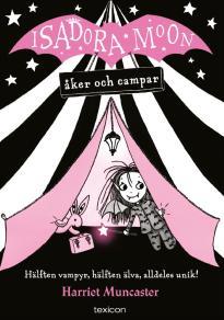 Cover for Isadora Moon åker och campar