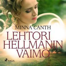 Cover for Lehtori Hellmanin vaimo