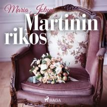 Cover for Martinin rikos