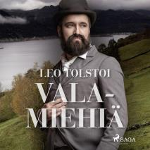 Cover for Valamiehiä